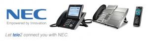 NEC Slider