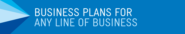 Business Plans For Any Line Of Business